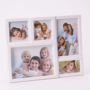 מסגרת 5 תמונות לקיר -