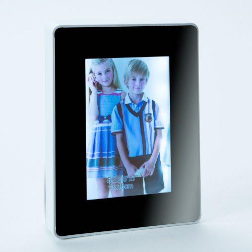 מראת הקסם מראה עם תמונה אישית מוארת מלבנית K600035