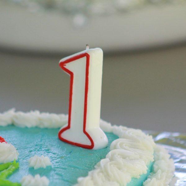 יום הולדת גיל שנה