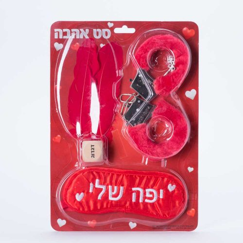 סט אביזרי אהבה K400247