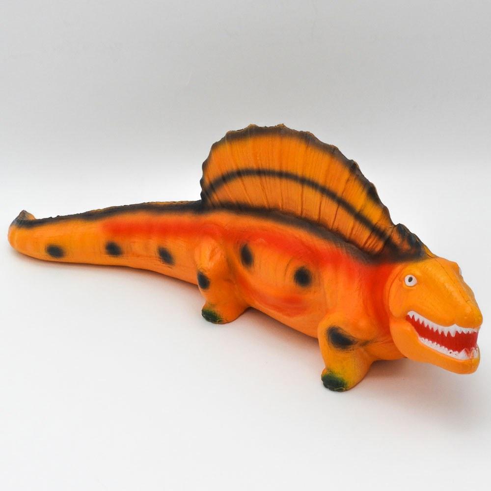 """בובת סקוושי גדול דינוזאורים 52 ס""""מ K400476-1"""