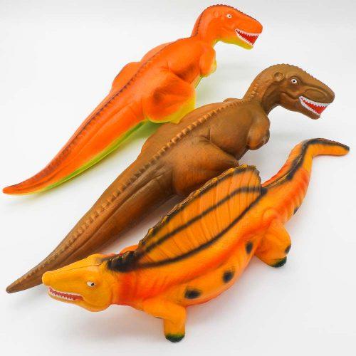 """בובת סקוושי גדול דינוזאורים 52 ס""""מ K400476-4"""