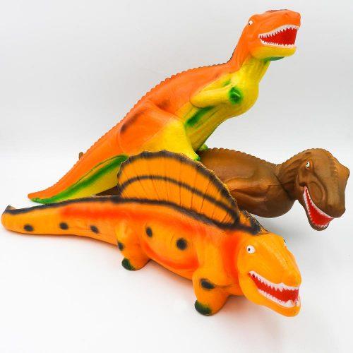 """בובת סקוושי גדול דינוזאורים 52 ס""""מ K400476"""