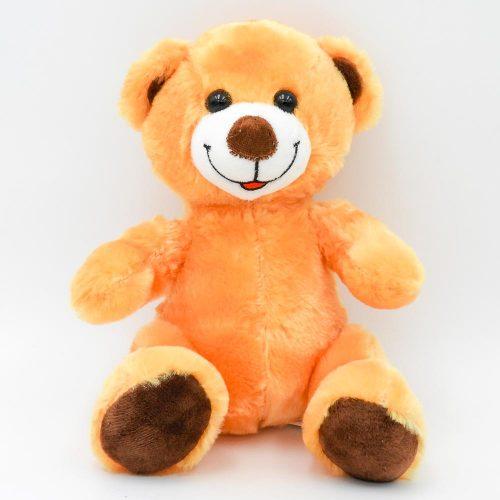 """דובי קטן חום או שמנת 20 ס""""מ חלק K100252-1"""